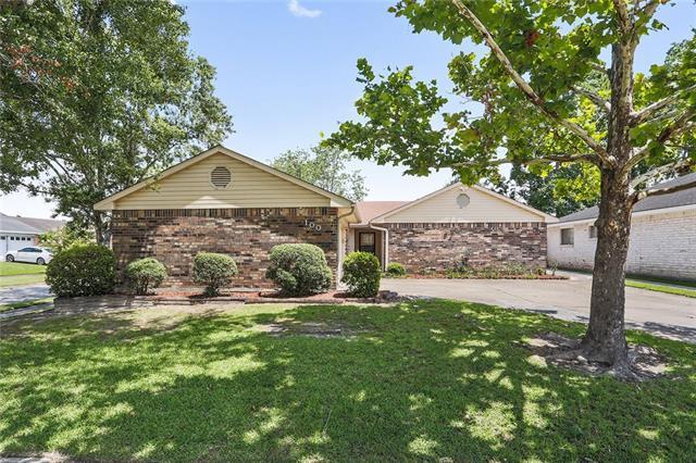 100 Marywood Circle, Slidell, LA 70458 (MLS #2164519) :: Turner Real Estate Group