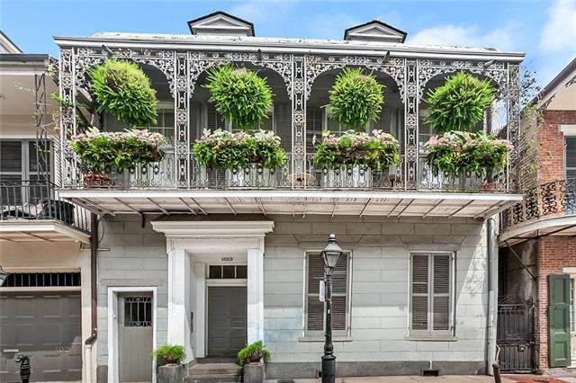 1023 Chartres Street #2, New Orleans, LA 70116 (MLS #2164636) :: Watermark Realty LLC