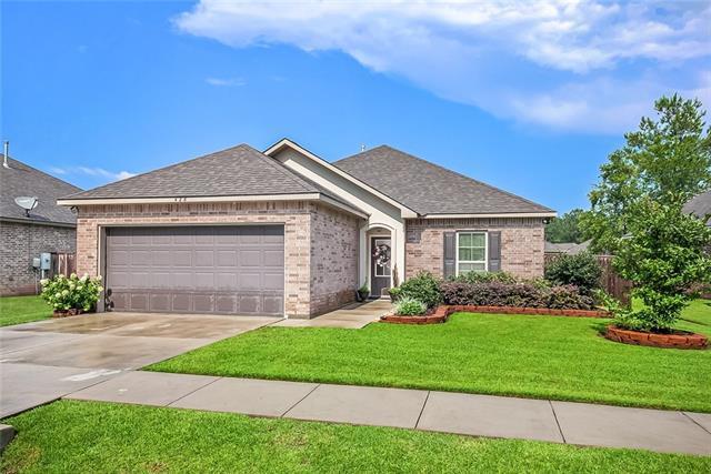 428 Oak Branch Drive, Covington, LA 70435 (MLS #2164755) :: Turner Real Estate Group
