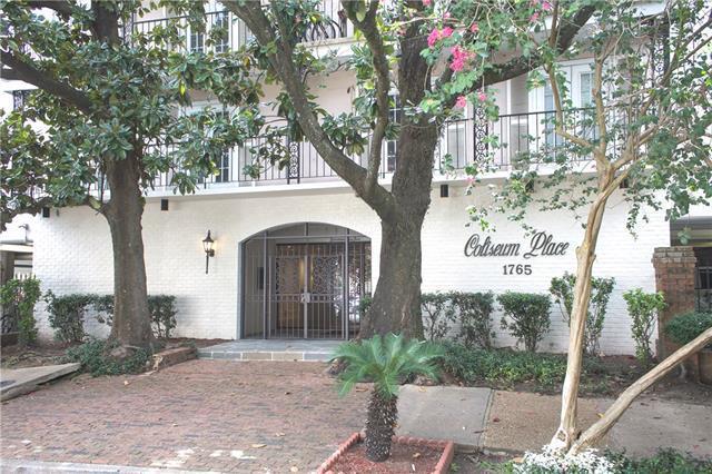 1765 Coliseum Street #207, New Orleans, LA 70130 (MLS #2164816) :: Crescent City Living LLC