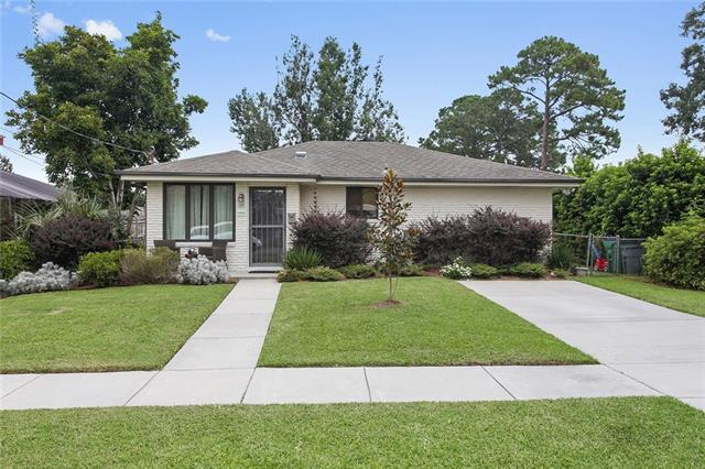 1515 Claudius Street, Metairie, LA 70005 (MLS #2164843) :: Turner Real Estate Group