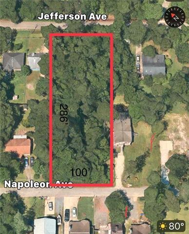 Jefferson Avenue, Slidell, LA 70460 (MLS #2165811) :: Watermark Realty LLC