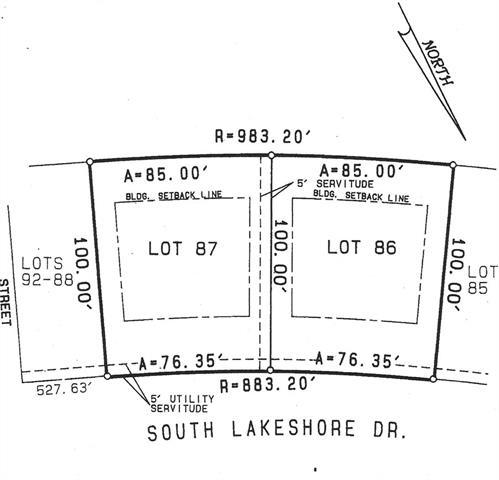 S Lakeshore Drive, Covington, LA 70433 (MLS #2165821) :: Turner Real Estate Group