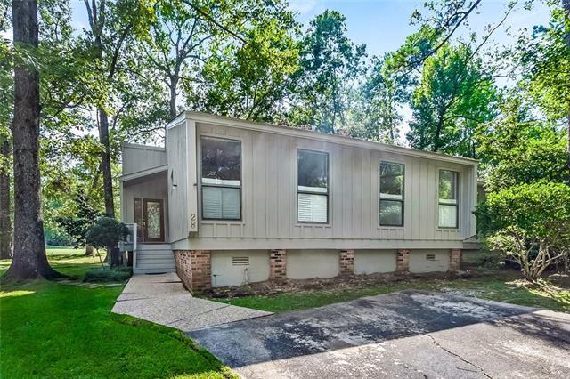 640 Tete L'ours Drive #28, Mandeville, LA 70471 (MLS #2165979) :: Turner Real Estate Group
