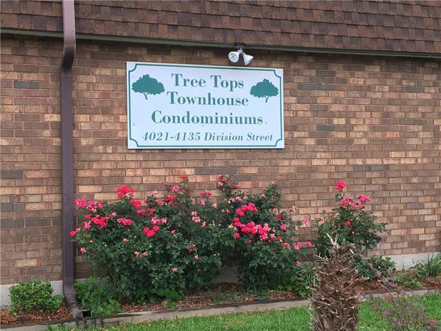 4131 Division Street #4131, Metairie, LA 70002 (MLS #2166134) :: Turner Real Estate Group