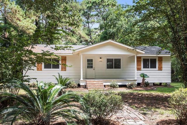 1305 Franklin Street, Mandeville, LA 70448 (MLS #2166223) :: Turner Real Estate Group