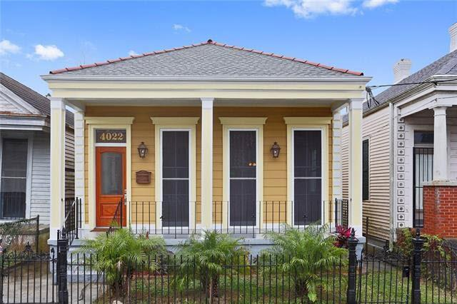 4022 Laurel Street, New Orleans, LA 70115 (MLS #2166231) :: ZMD Realty