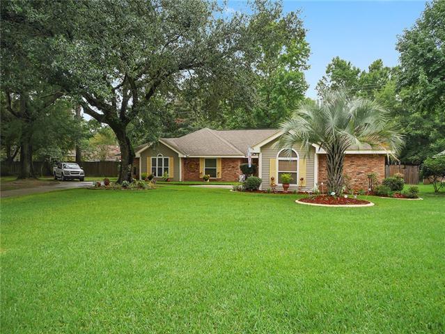 138 Thatcher Drive, Slidell, LA 70461 (MLS #2166639) :: Turner Real Estate Group