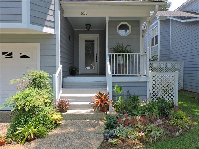 635 Colbert Street #18, Mandeville, LA 70448 (MLS #2166737) :: Turner Real Estate Group