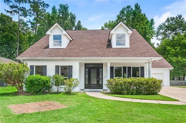405 Choctaw Drive, Abita Springs, LA 70420 (MLS #2166922) :: Turner Real Estate Group