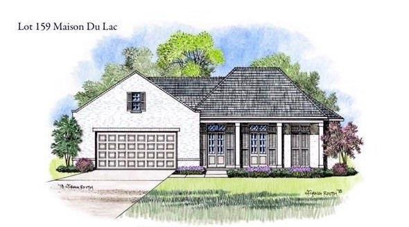 926 S Corniche Du Lac, Covington, LA 70433 (MLS #2167061) :: Turner Real Estate Group