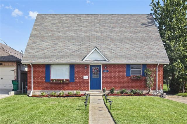 4609 Loveland Street, Metairie, LA 70006 (MLS #2167120) :: Crescent City Living LLC