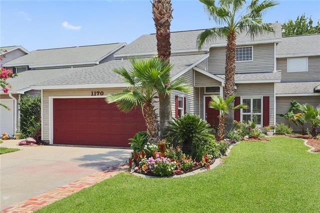 1170 Marina Drive, Slidell, LA 70458 (MLS #2167357) :: Turner Real Estate Group