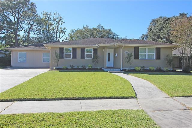4712 Page Drive, Metairie, LA 70003 (MLS #2168421) :: Turner Real Estate Group