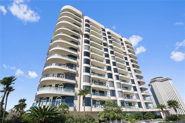 600 Port Of New Orleans Place 6F, New Orleans, LA 70130 (MLS #2168616) :: Turner Real Estate Group