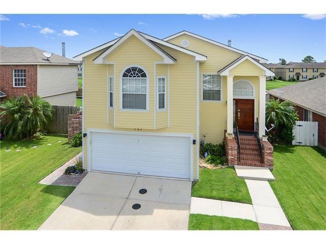 757 Dory Drive, Gretna, LA 70056 (MLS #2168777) :: Turner Real Estate Group
