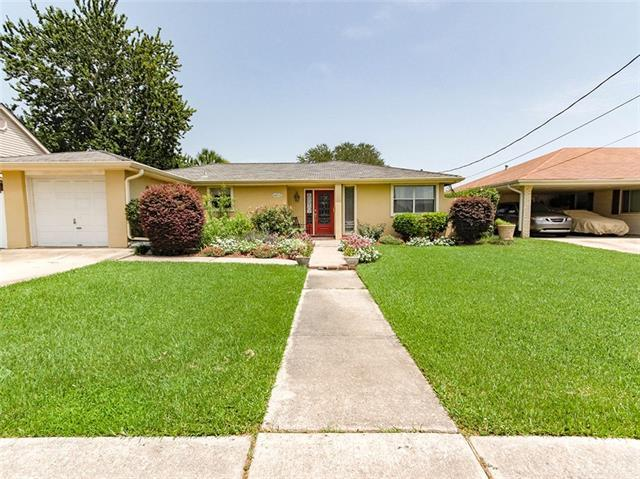 4633 Kent Avenue, Metairie, LA 70006 (MLS #2168939) :: Crescent City Living LLC