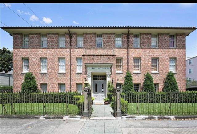 1783 Coliseum Street H, New Orleans, LA 70130 (MLS #2169066) :: Turner Real Estate Group