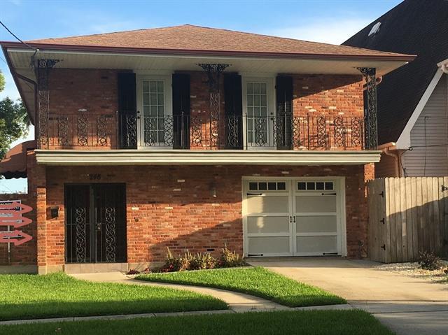 248 14TH Street, New Orleans, LA 70124 (MLS #2169103) :: Parkway Realty