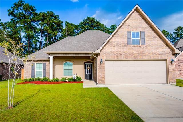 555 Tanglewood Drive, Slidell, LA 70458 (MLS #2169168) :: Turner Real Estate Group