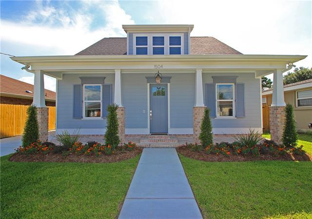 1504 Carnation Avenue, Metairie, LA 70001 (MLS #2169517) :: Parkway Realty