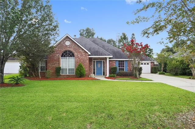 822 Crestwood Drive, Covington, LA 70433 (MLS #2169717) :: Turner Real Estate Group