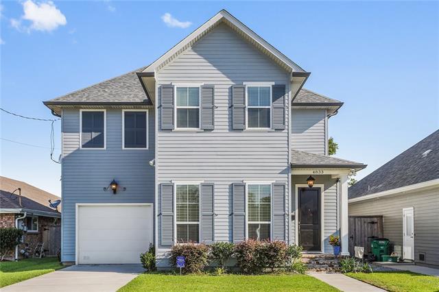 4833 Jasper Street, Metairie, LA 70006 (MLS #2169729) :: Turner Real Estate Group