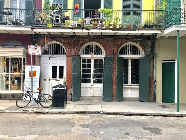 834 Chartres Street Comm, New Orleans, LA 70116 (MLS #2170078) :: Robin Realty