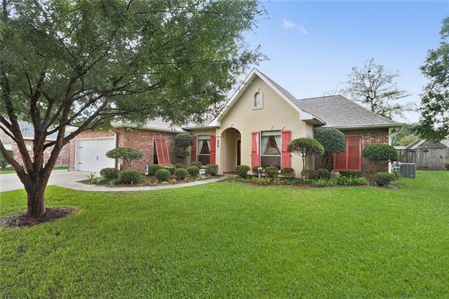 550 Choctaw Drive, Abita Springs, LA 70420 (MLS #2170902) :: Crescent City Living LLC