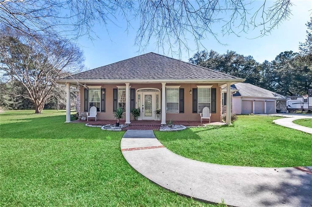 41454 Byers Road, Ponchatoula, LA 70454 (MLS #2171483) :: Turner Real Estate Group