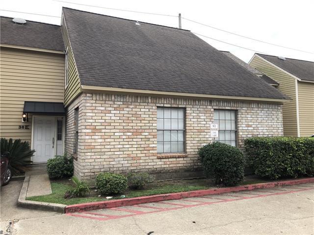 1500 W Esplanade Avenue 36E, Kenner, LA 70065 (MLS #2171544) :: Turner Real Estate Group