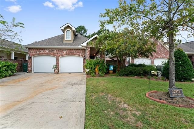 23815 Monarch Point, Springfield, LA 70462 (MLS #2171573) :: Turner Real Estate Group
