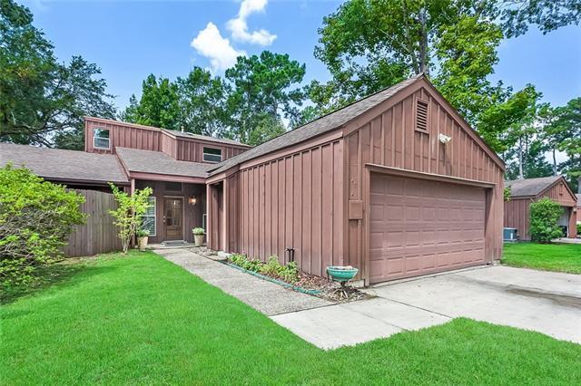 640 N Beau Chene Drive #4, Mandeville, LA 70471 (MLS #2171694) :: Turner Real Estate Group