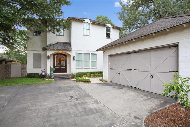75 Glenwood Avenue, Harahan, LA 70123 (MLS #2171877) :: Watermark Realty LLC