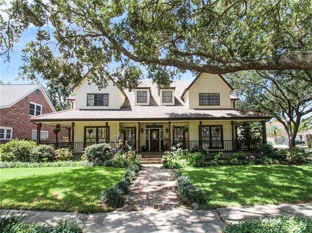4716 Woodland Avenue, Metairie, LA 70002 (MLS #2171954) :: Turner Real Estate Group