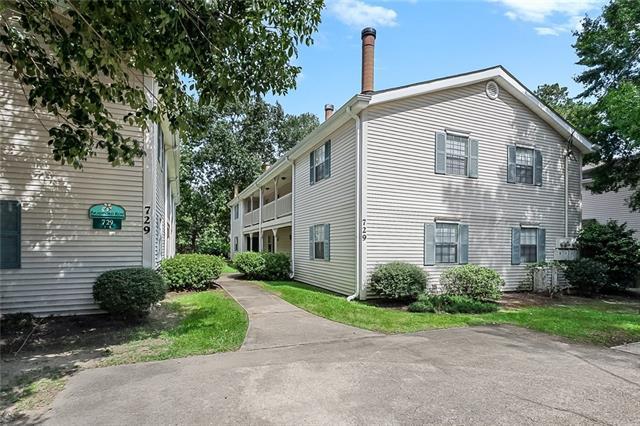 729 Heavens Drive #8, Mandeville, LA 70471 (MLS #2172237) :: Turner Real Estate Group