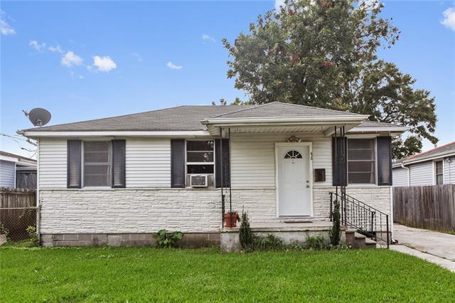 630 Tucker Avenue, Jefferson, LA 70121 (MLS #2172261) :: Watermark Realty LLC