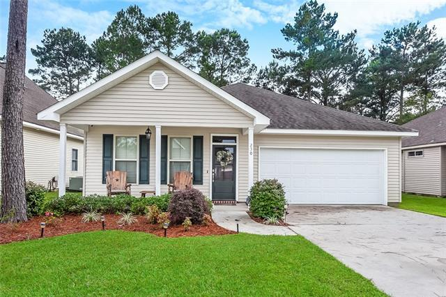230 Carriage Pines Lane, Covington, LA 70435 (MLS #2172362) :: The Sibley Group