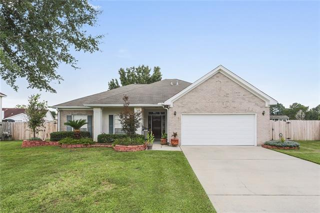 3662 W Meadow Lake Drive, Slidell, LA 70461 (MLS #2172541) :: Turner Real Estate Group