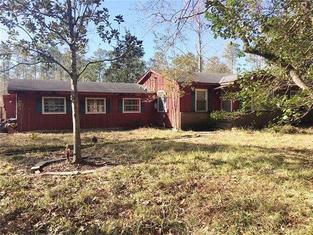 60319 S Mill Road, Lacombe, LA 70445 (MLS #2172835) :: Turner Real Estate Group