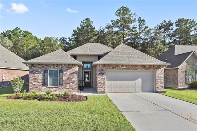 289 Knoll Pine Circle, Covington, LA 70435 (MLS #2173165) :: Turner Real Estate Group