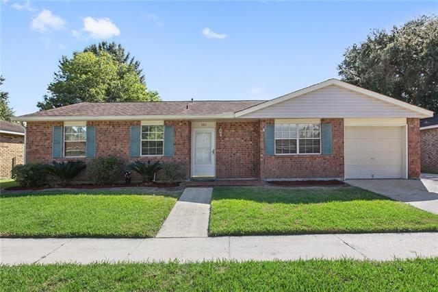 382 Highland Drive, La Place, LA 70068 (MLS #2173424) :: Crescent City Living LLC