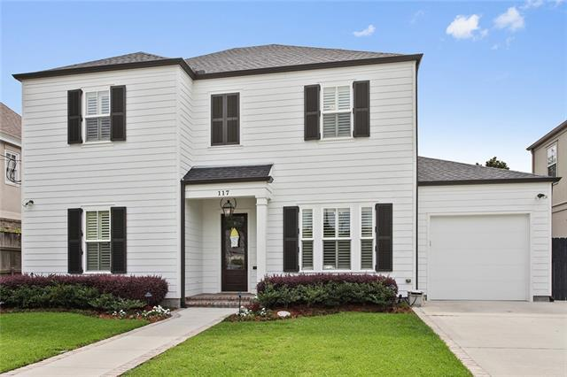 117 E William David Parkway, Metairie, LA 70005 (MLS #2173509) :: Amanda Miller Realty