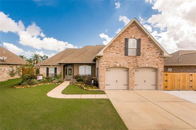 103 Gretchen Court, Montz, LA 70068 (MLS #2173791) :: Crescent City Living LLC