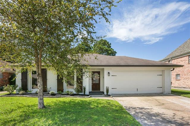 13 Brittany Drive, Kenner, LA 70065 (MLS #2173801) :: Watermark Realty LLC