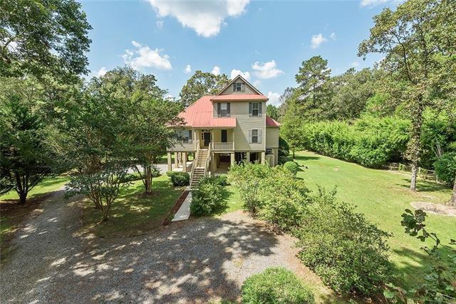 61 Park Lane, Folsom, LA 70437 (MLS #2173821) :: Turner Real Estate Group