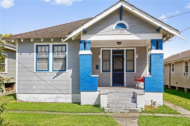 516 Monroe Street, Gretna, LA 70053 (MLS #2174330) :: Crescent City Living LLC