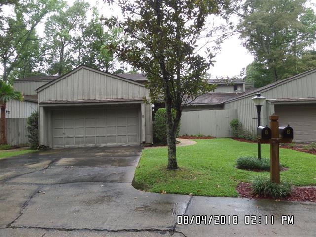 640 Tete Lours Drive #8, Mandeville, LA 70471 (MLS #2174896) :: Watermark Realty LLC