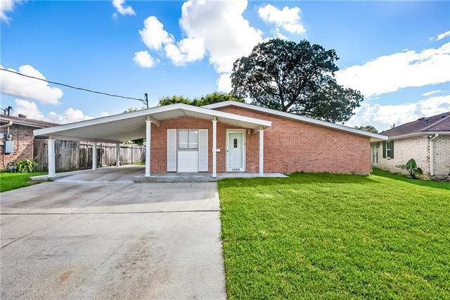 1205 Hymelia Avenue, Metairie, LA 70003 (MLS #2174925) :: Crescent City Living LLC