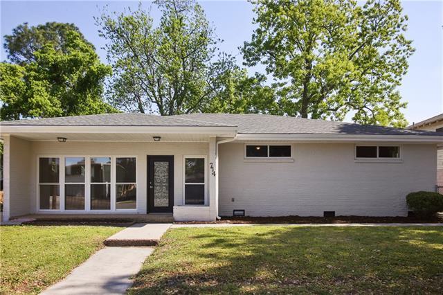 714 Weidman Street, Gretna, LA 70053 (MLS #2175324) :: Turner Real Estate Group